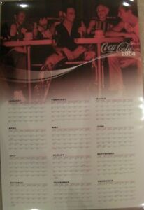 Coca-Cola Calendars Kitchener / Waterloo Kitchener Area image 8