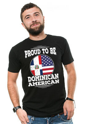 Dominican American T Shirt Dominican Republic National Day Independence Day Tee