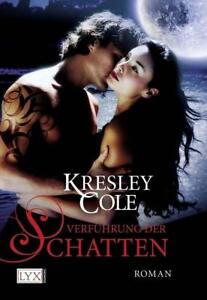 Verführung der Schatten von Kresley Cole, TB, neu