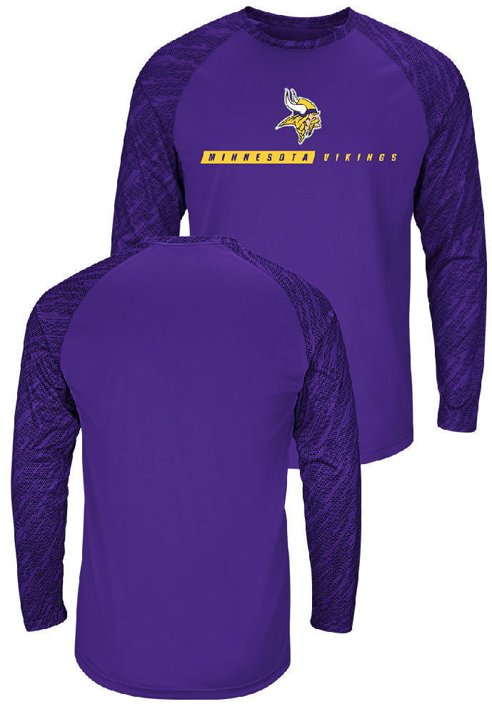 Pittsburgh Steelers Mens Grey Synthetic League Rival Long Sleeve T Shirt