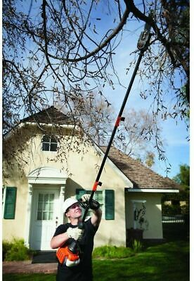 Gas Powered Tree Pruning Chainsaw Trimmer Long Limb Cutter Pruner Pole Saw