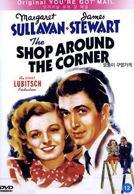 Shop Around The Corner (1940) / Ernst Lubitsch / DVD, NEW