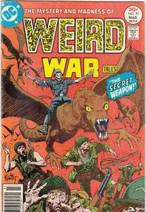 COMIC: WEIRD WAR # 51 & # 41