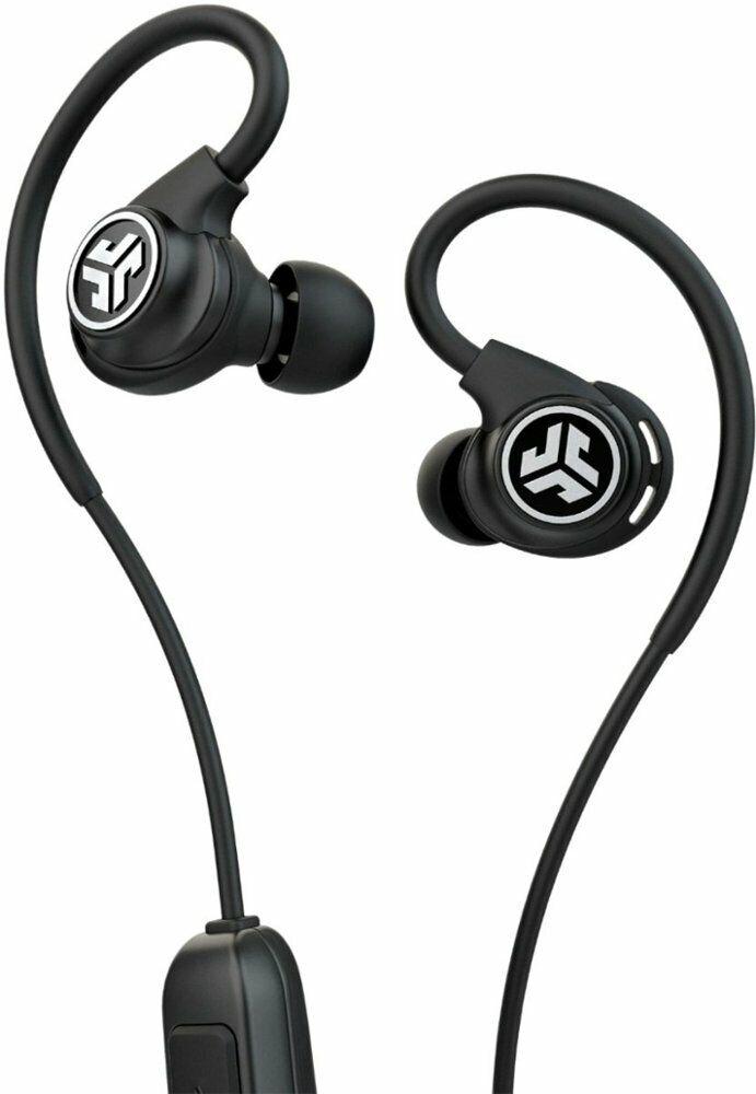 JLab Audio - Fit Sport Fitness Earbuds Wireless In-Ear Headp