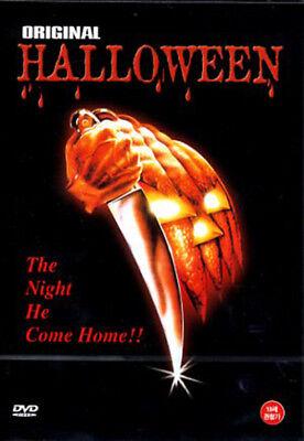 Halloween / John Carpenter (1978) - DVD new