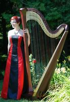 Professional Harpist Available for Weddings