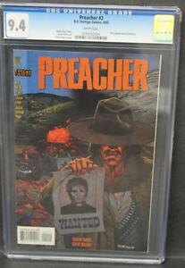 LOVE PREACHER ---COMIC  ISSUES GRADED  AND RAW