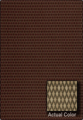 Milliken Grasscloth Contemporary Patterned Layout Area Rug Geometric Landover