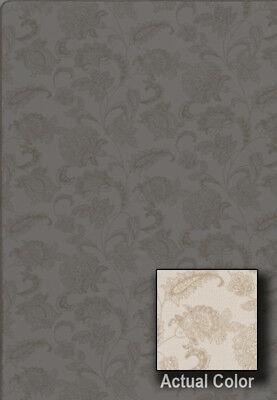 Milliken Paisley Rug (Milliken Fleece Petals Leaves Paisley Circles Contemporary Area Rug Floral)