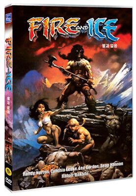 Fire And Ice / Ralph Bakshi (1983) - DVD new
