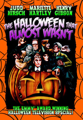 NEW DVD HALLOWEEN THAT ALMOST WASN'T aka NIGHT DRACULA SAVED THE - The Halloween Night