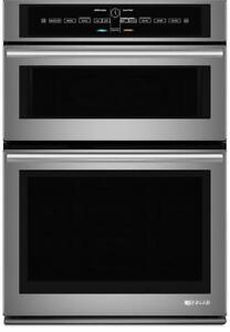 "Jenn-Air JMW3430DS 30"" Built-In Microwave Wall Oven Combination with V2™ Vertical Dual-Fan Convection System"