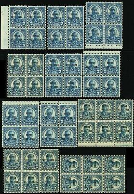 648, Mint VF NH WHOLESALE Lot of 50 Stamps Cat $1075.00 - Stuart Katz