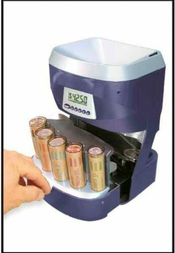 Magnif Digital Coin Sorter / Counting Machine - NEW