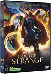 DVD - DOCTOR STRANGE - - France - État : Comme neuf: Objet semblant avoir été retiré de son film plastique récemment. Aucune marque d'usure apparente. Toutes les faces de l'objet sont impeccables et intactes. Consulter l'annonce du vendeur pour avoir plus de détails et voir - France