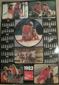 Coca-Cola Calendars Kitchener / Waterloo Kitchener Area image 2