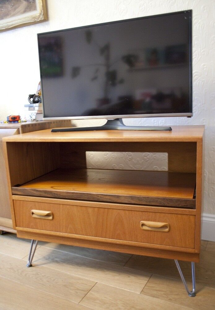G Plan Media Cabinet Mid Century Modern Teak In Jordanhill Glasgow Gumtree
