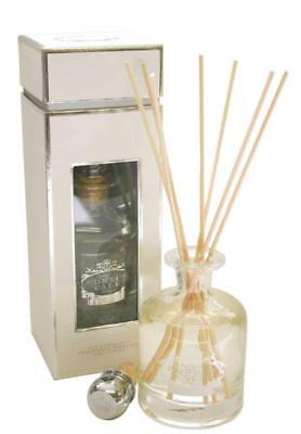 White Silver Black Fig Pomegranate Portus Cale 8 Oz Reed Diffuser By Castelbel