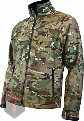 Multi Terrain Pattern MTP Match Triple AB-Tex Layer Soft Shell ( HMTC softshell