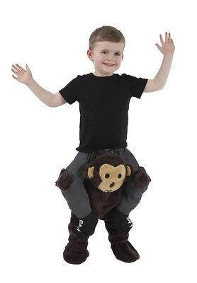 pack Kinder Kostüm Realistische Look Halloween Morph Anzüge (Affe Kostüm Kleinkind)