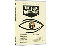 The Full Treatment (1960, aka 'Stop Me Before I Kill') - Hammer thriller Blu-ray, like new!