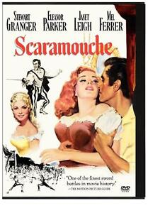 NEW DVD SCARAMOUCHE MOVIES 47999826