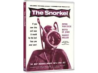 The Snorkel (1958) - Hammer Thriller, Blu-ray NEW RELEASE!