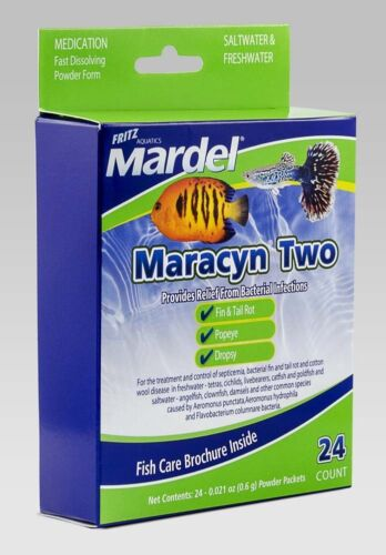 Mardel Maracyn Two 8 Count or 24 Count  (Free Shipping)