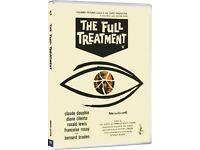 The Full Treatment (1960, aka 'Stop Me Before I Kill') - Hammer thriller Blu-ray NEW RELEASE! UNCUT!