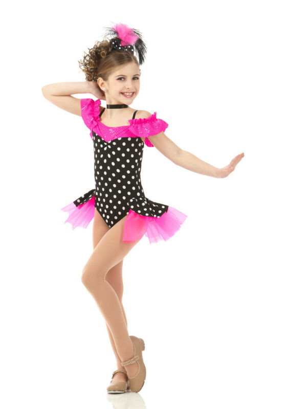 Baby Face Jazz Tap Dance Costume Child XS & Small RETIREMENT SALE!