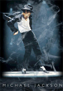MICHAEL JACKSON DANCING - 3D PICTURE 300mm X 400mm (NEW)