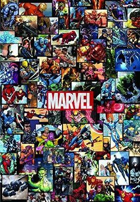 Tenyo R-1000-611 1000 Piece Jigsaw Puzzle Marvel Universe 51 x 73.5 cm