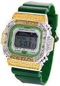 Real Diamond G Shock