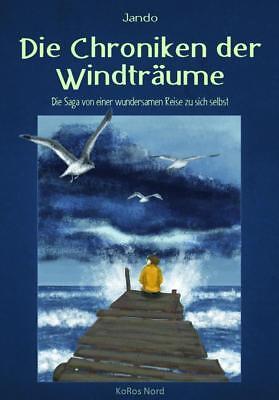 Die Chroniken der Windträume - Jando - 9783945908075 PORTOFREI