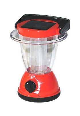 Kid Lantern (4001 Quality Red Solar Powered Outdoor Camping Lantern Gift for Children)