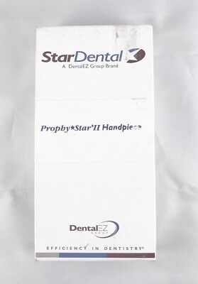 Star Dental Prophy Star Ii Hygienist Handpiece Lubefree -usa-fda