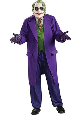 The Joker Deluxe Adult Mens Costume, Rubies, Dark Knight Joker, 888632 - The Joker Adult Costume