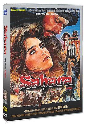 Sahara (1983) / Brooke Shields / DVD, NEW
