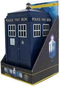 IDEAL FOR ALL DOCTOR WHO FANS - A BRAND NEW COLLECTIBLE TARDIS COOKIE JAR - LICENSED BY THE BBC!!