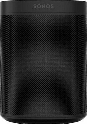 Sonos One SL Wireless Smart Speaker - Black - ONESLUS1BLK