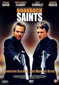 BOONDOCK SAINTS (1999 Willem Dafoe)   DVD - PAL Region 2 - New