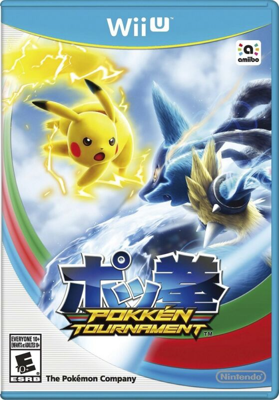 Pokkn Tournament Nintendo Wii U