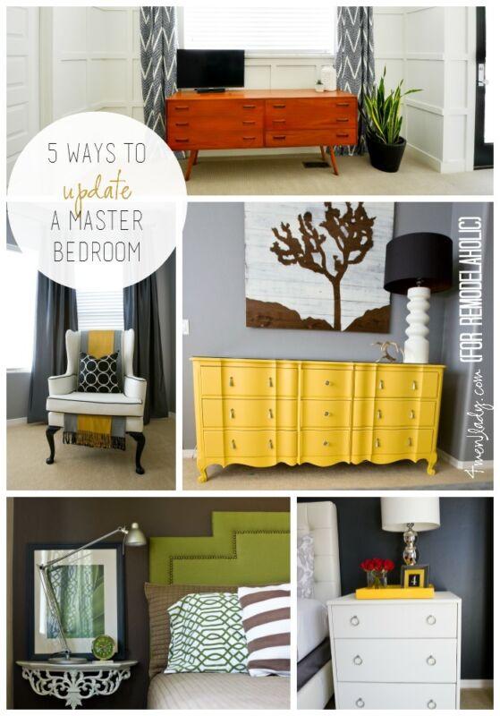 5 Ways To Update A Master Bedroom Ebay