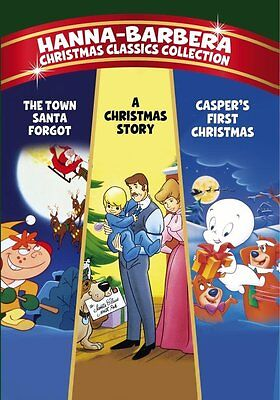 HANNA-BARBERA CHRISTMAS CLASSICS COLLECTION Region Free DVD - Sealed ()