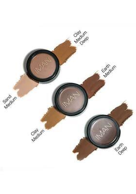 IMAN Second to None Cover Cream Concealer Enriched With Minerals - NEW