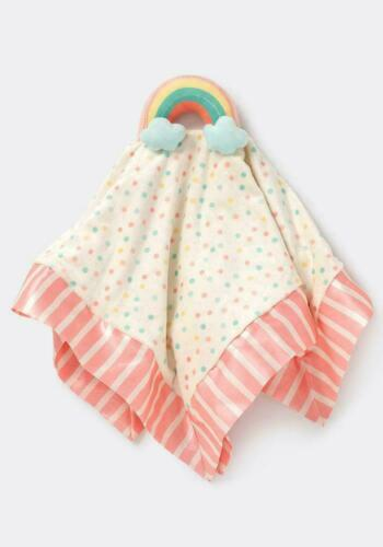 NWT Matilda Jane Baby Dreaming Of Rainbows Lovey One Size