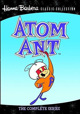 Hanna-Barbera Classic Collection: Atom Ant: Complete Series (3 Discs 1965) ()