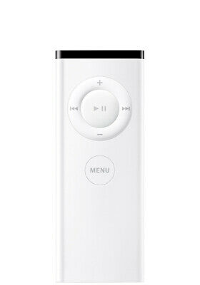 Genuine Apple Remote A1156 for Macbook, iMac, Apple TV ORIGINAL & WARRANTY