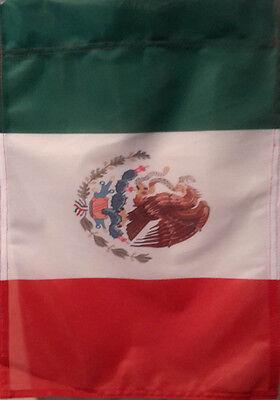 12x18 Mexico Flag Mexican Flag Garden Flag Banner Premium FAST USA SHIPPER