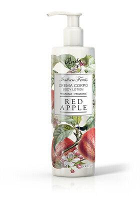 Roter Apfel Bodylotion 250 ml Körpercreme Körper Lotion Creme Feuchtigkeitscreme